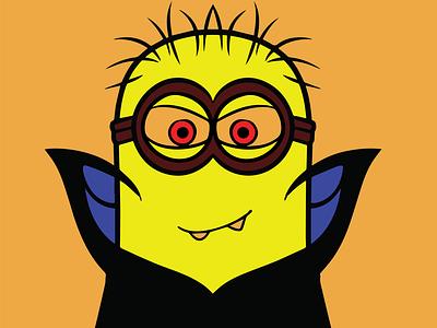 minnions animation in illustrator animation vector branding icon logo illustrator illustration graphic design design art