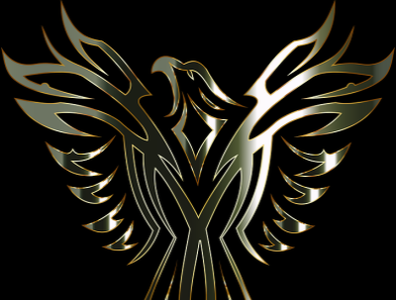 BEST PHOENIX ULTRA DESIGN. logo 3d ui branding illustrator illustration art design graphic design
