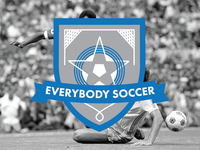 Everybody Soccer - Blue