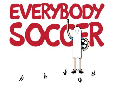Everybody Soccer - Ghost