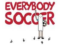 Everybody Soccer - Ghost