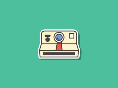 Neighborhorde Weapons - Polaroid Camera