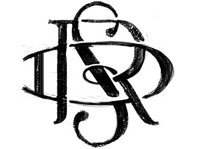 SRD Monogram monogram lettering type typography type design logotype logo