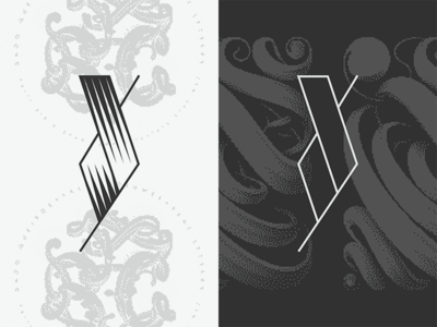XY and no Z (sans) poster lettering type typography