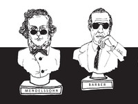 Mendelssohn and Barber :: Too Cool for School!