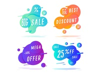 Sale & Discount Tags