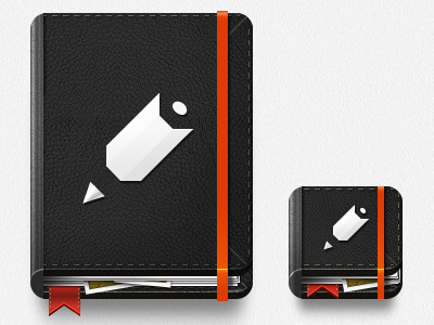 Random notebook icon 2