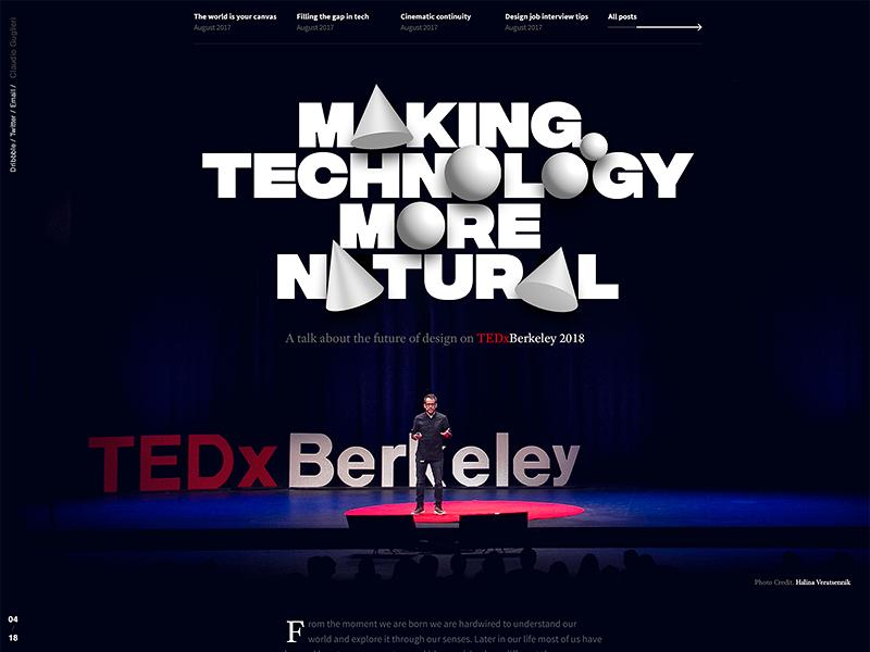 Tedxdribbble