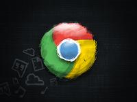 Handmade Chrome Logo