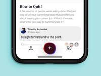 OLMO App - CTA Motion