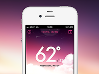 Weather app, almost done