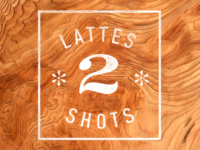 Lattes graphic mudhouse foster