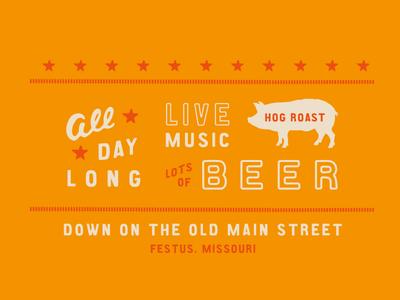 MMBC First Anniversary Street Fest