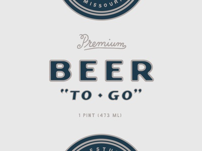 BEER CANS - which one?  main and mill brew co main and mill write-in packaging generic 16oz beer to-go premium beer can beer