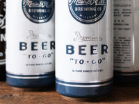 "Premium BEER ""To - Go"""