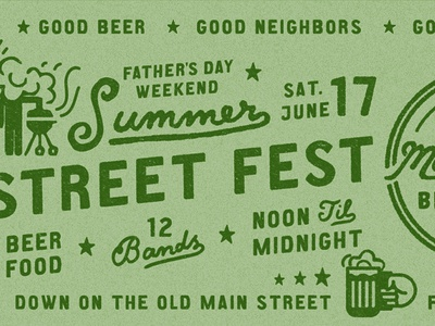MMBC Summer Street Fest