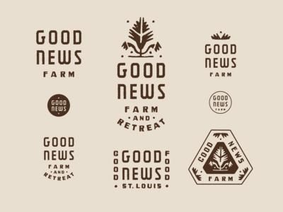 GOOD NEWS - GOOD FOOD