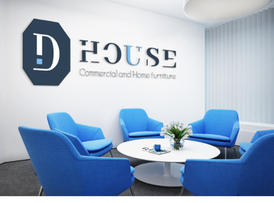 Logo design  for comercial agency real estate graphic design logo design