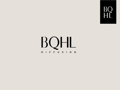 BQHL | Fashion Boutique design branding icon app typography minimal logotype logos logodesign logo