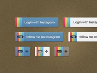 Instagram Buttons