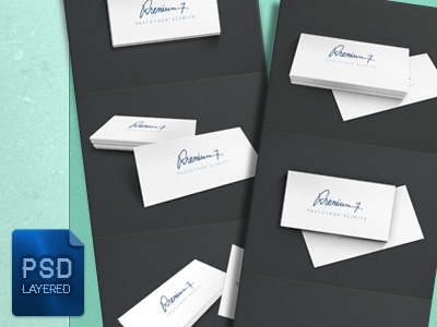 Bus Cards by Blugraphic business card template mockup design psd free download