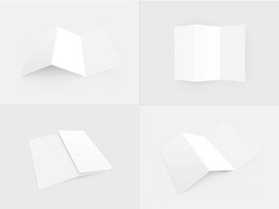 Flyer Mockups (Psd) flyer mockup template psd free download