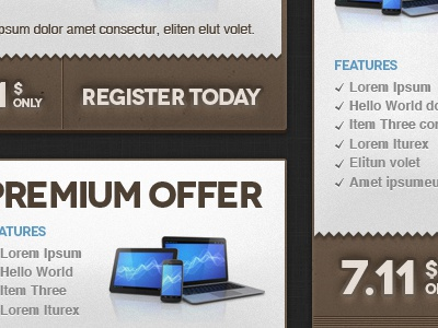 Psd Web Banner Template banner psd download free blugraphic advertise adsense bsa