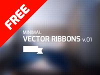 Minimal Vector Ribbons (free download)