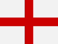 England New Vector Flag