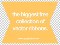 The biggest free ribbons pack