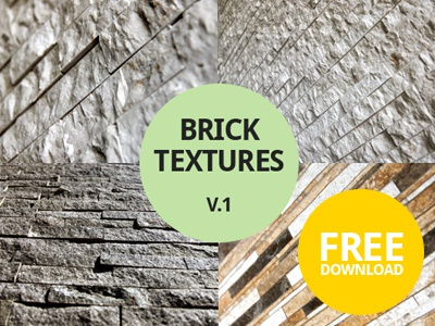 Brick Textures Pack download brick free textures high resolution pattern blugraphic