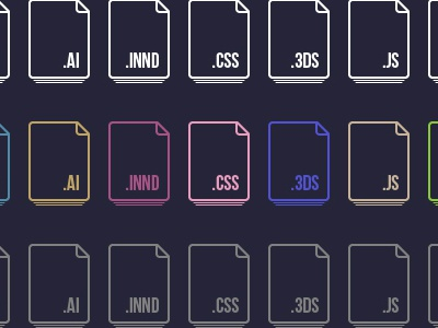 File Extension Icons free icons extension download psd design graphic art blugraphic vector