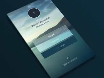 Free App Presentation Mockup by Wassim ✈ - Dribbble