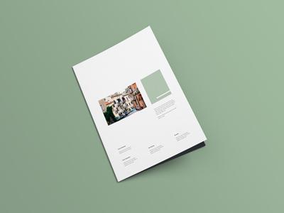Free Psd Bi Fold Brochure Mockup free download psd mockup bifold freebie brochure