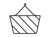 Minimal Shopping Icon