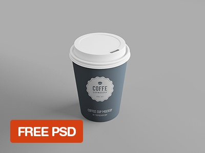 Coffee Cup Mockup psd freebie download mockup coffee cup