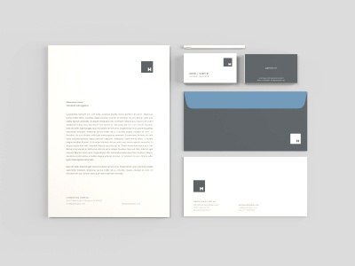 Free Stationery Mockup envelope business card template mockup download freebie free