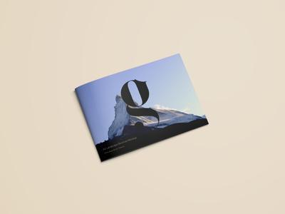 A4 Landscape Brochure Mockup By Wassim ✈ - Dribbble