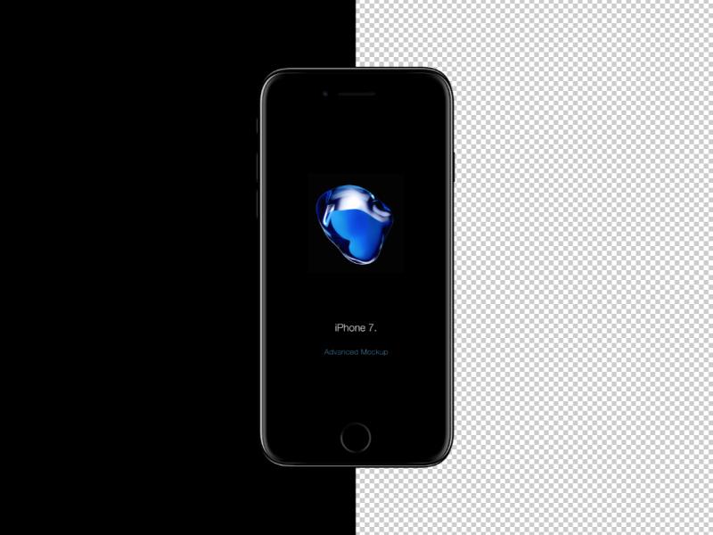 Free iPhone 7 Mockup download free photoshop mockup psd iphone 7