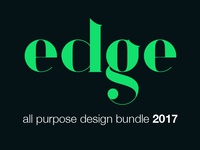 Edge Ultimate Design Bundle