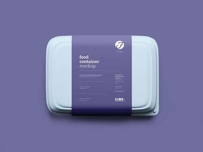 Free Food Box Mockup box mockup mockup psd freebie download free
