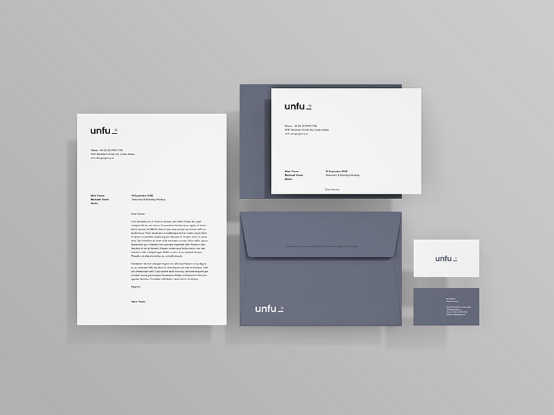 Download Free Branding Mockup