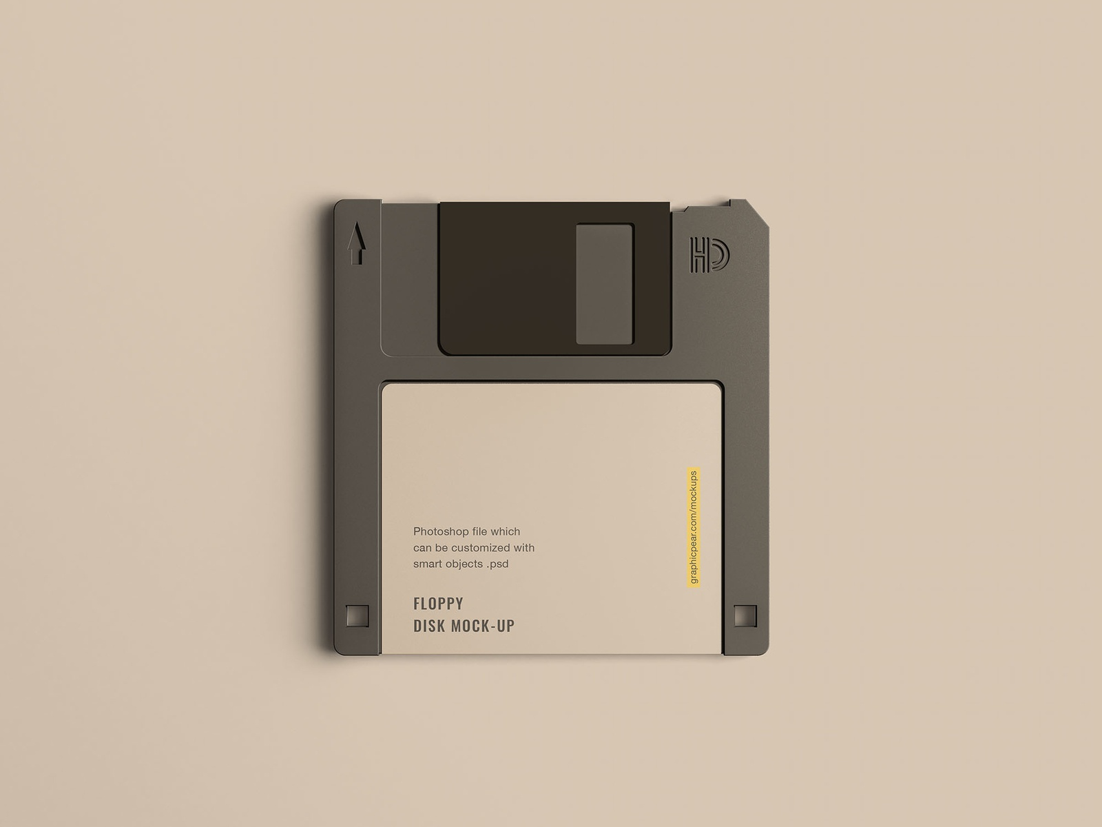 Download Floppy Disk Mockup