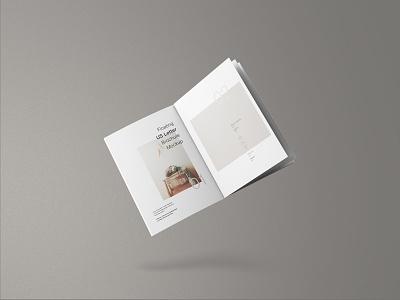 Us Letter Floating Brochure Mockup mockup download free mockup psd mockup mockup psd download free psd free download freebie free