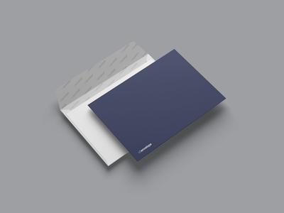 C5 Envelope Mockup