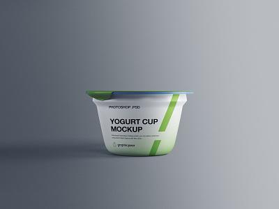 Free Yogurt Plastic Cup Mockup mockup download free mockup psd mockup mockup psd download free psd free download freebie free