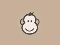 Ape Free Vector Icon
