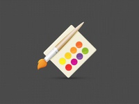 Painting Pad - Vector Free