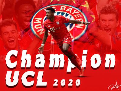 PS Bayern Poster design