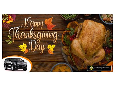 Jacob Thanksgiving Post graphicdesign fb post design